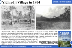 Cairns-History-Series-Yidinydji-Village-1904