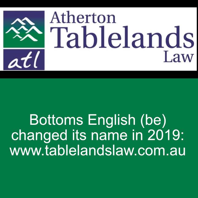 Bottoms English Lawyers
