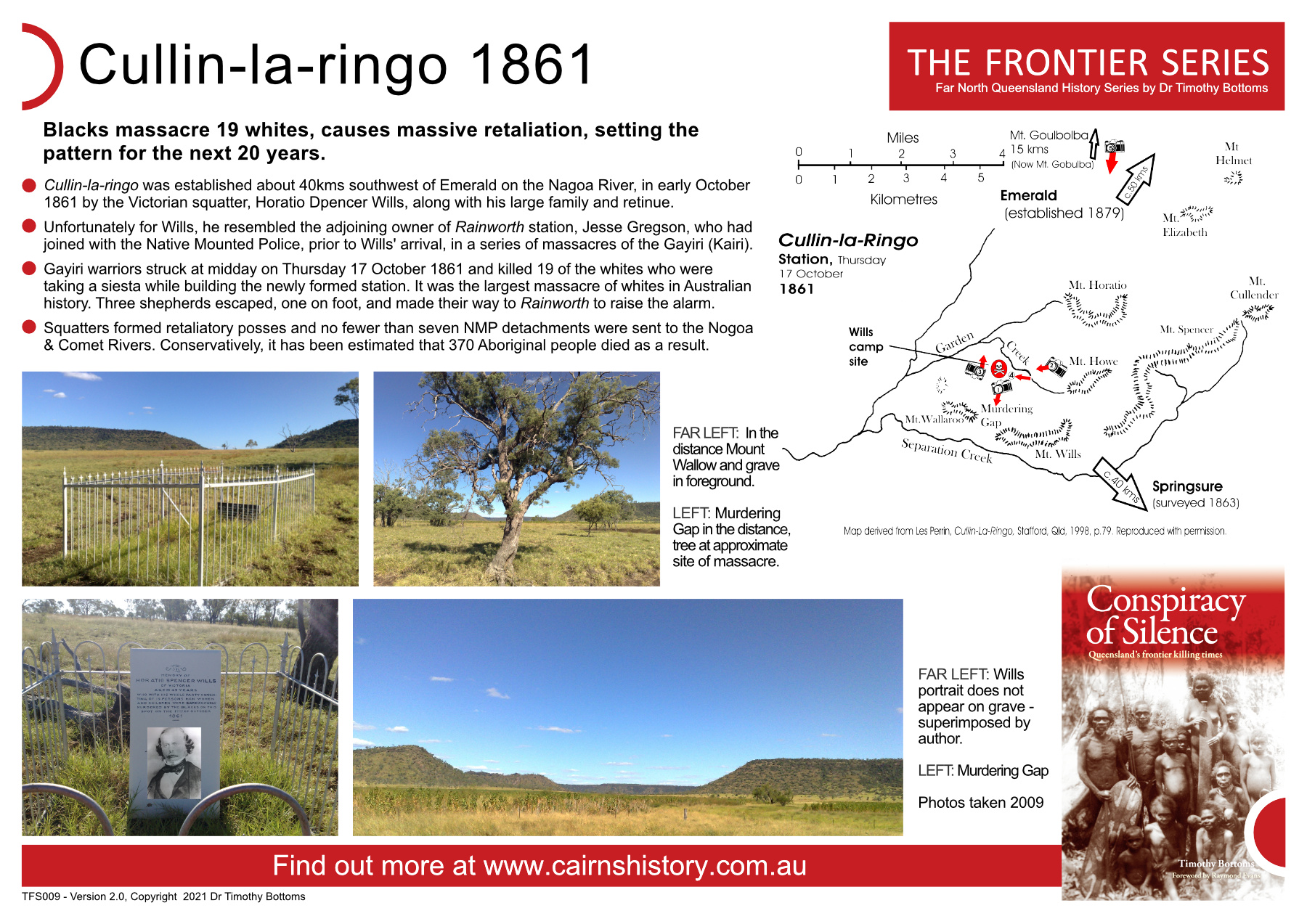 The Frontier Series Cullin-la-ringo1871