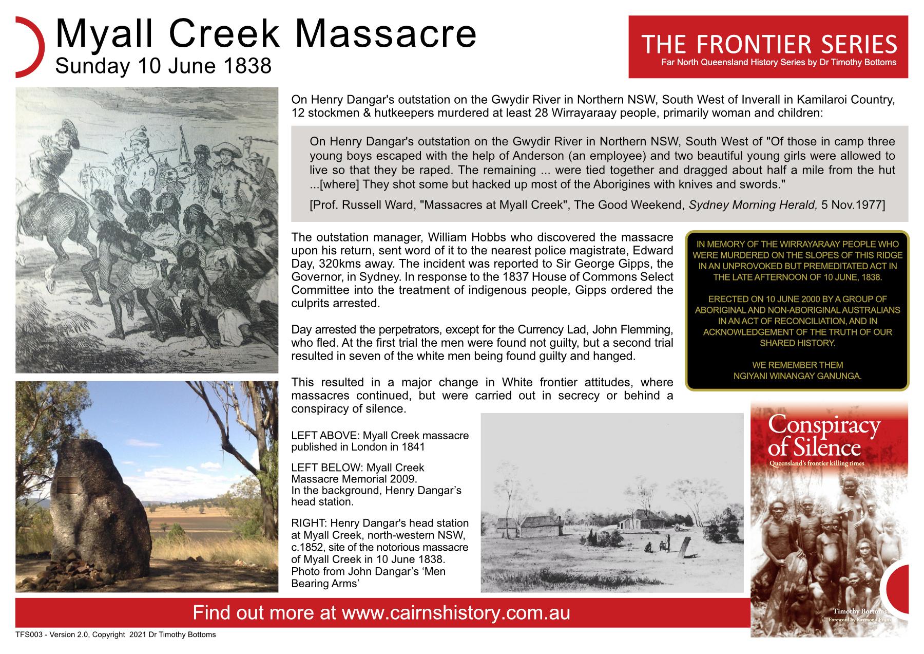 The Frontier Series Myall Creek Massacre