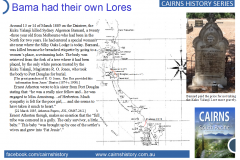 Cairns-History-Series-Bama-Lore