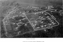 1955 Aerial view of Whitfield