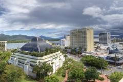 Cairns-City Panorama 2015